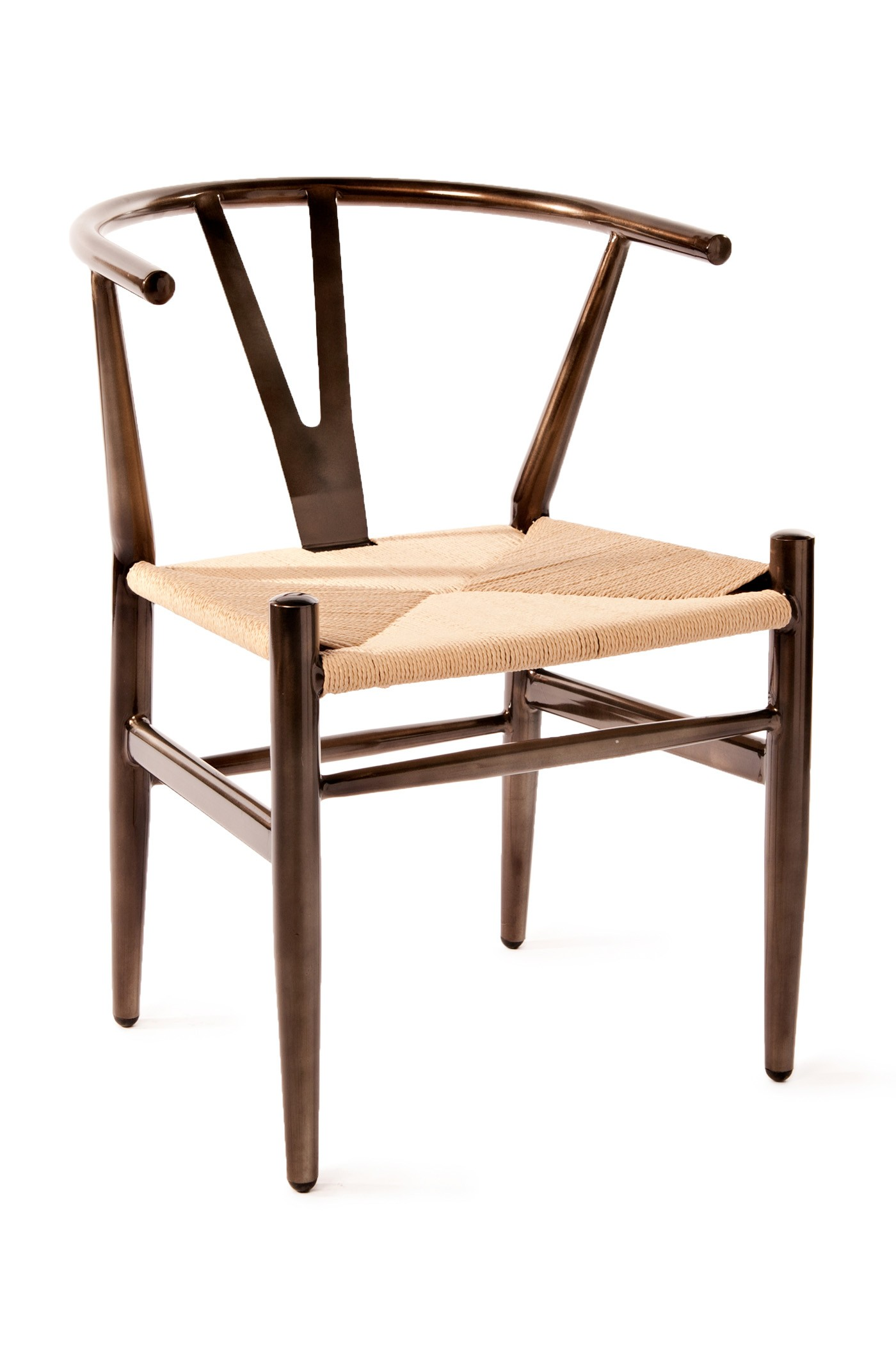 Wegner Designed The Wishbone Chair During The 1940u0027s As Part Of The China  Chair Series, Inspired By Portraits Of Danish Merchants Sitting In Ming  Dynasty ...