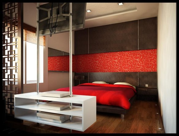 red-white-modern-bedroom-interior-design-ideas