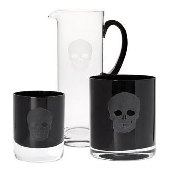 black_skull_glassware